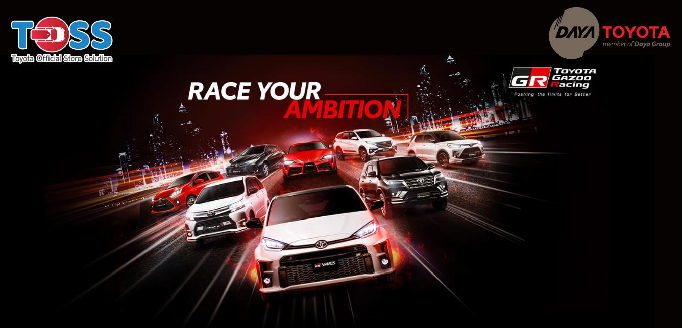 Race Your Ambition GR